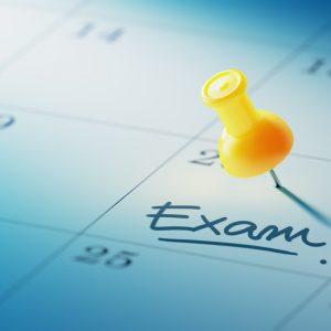 試験のイメージ